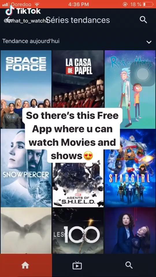 Movie And Tv Shows App Tik Tok Video Movie Website Free Movie Websites Movie Hacks