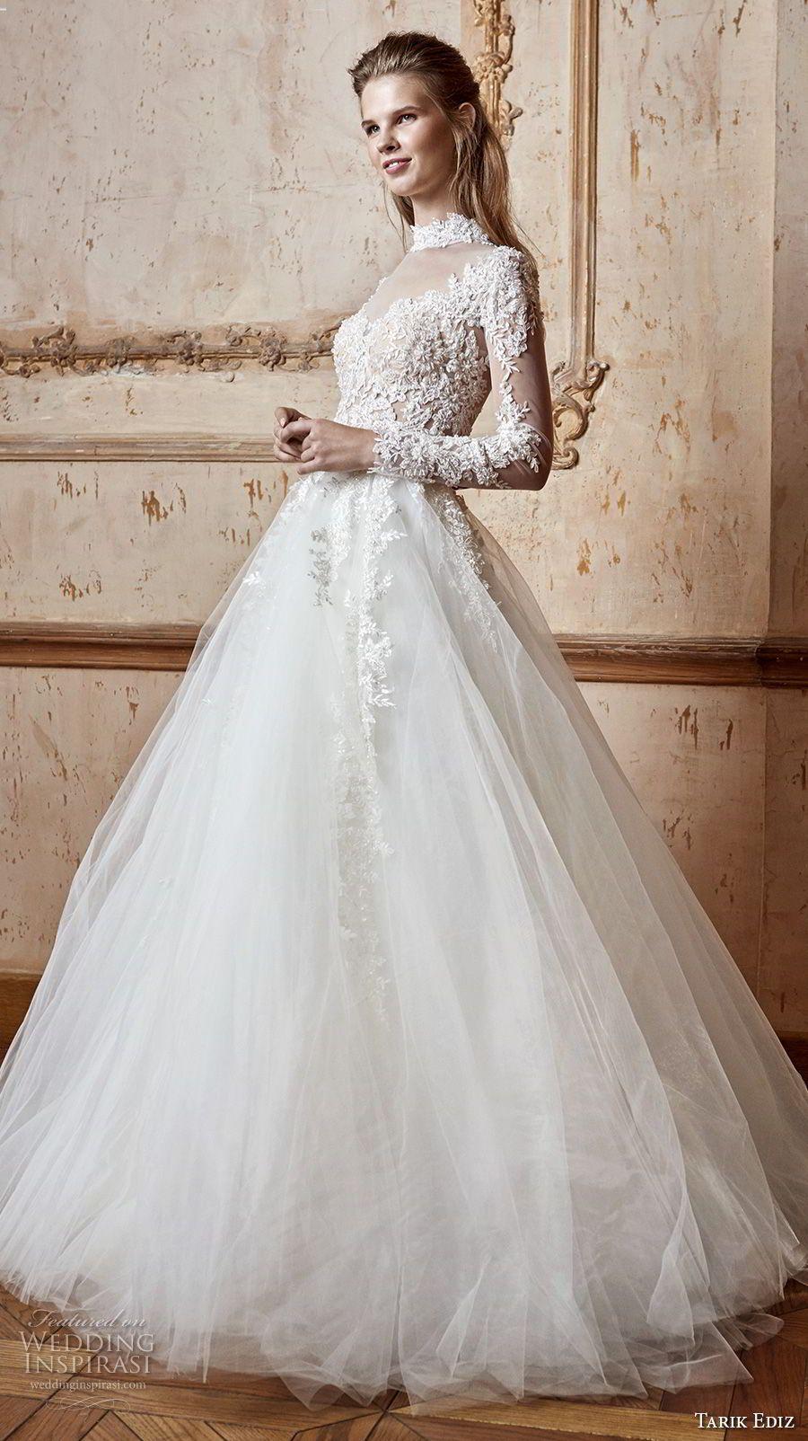 Tarik ediz white wedding dresses b pinterest wedding