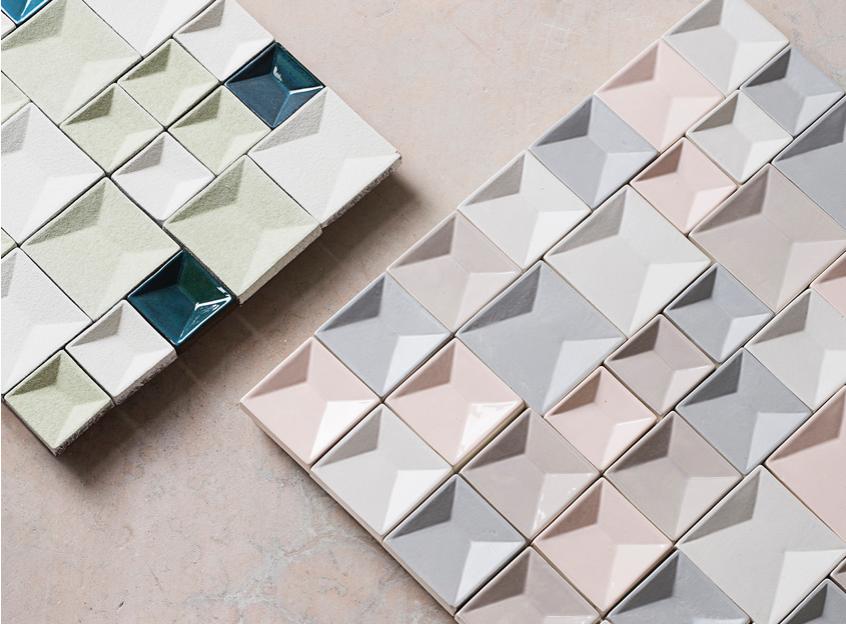 Collection Perspective Carreaux Ciment Carreau Mosaique