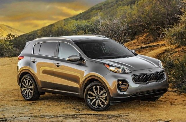 2017 Kia Sportage Review Ratings Specs Prices And Photos The Car