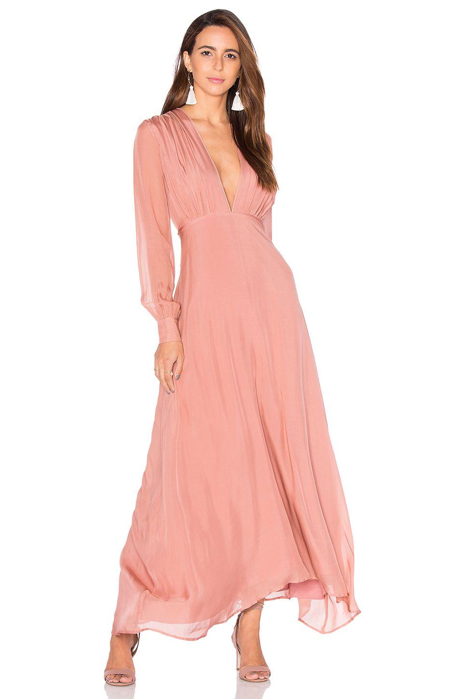 SAU Vera Gown in Nude | Prom! | Pinterest