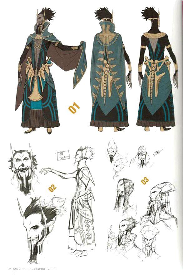 Character Design Reference Pdf : Fire emblem awakening concept art character design