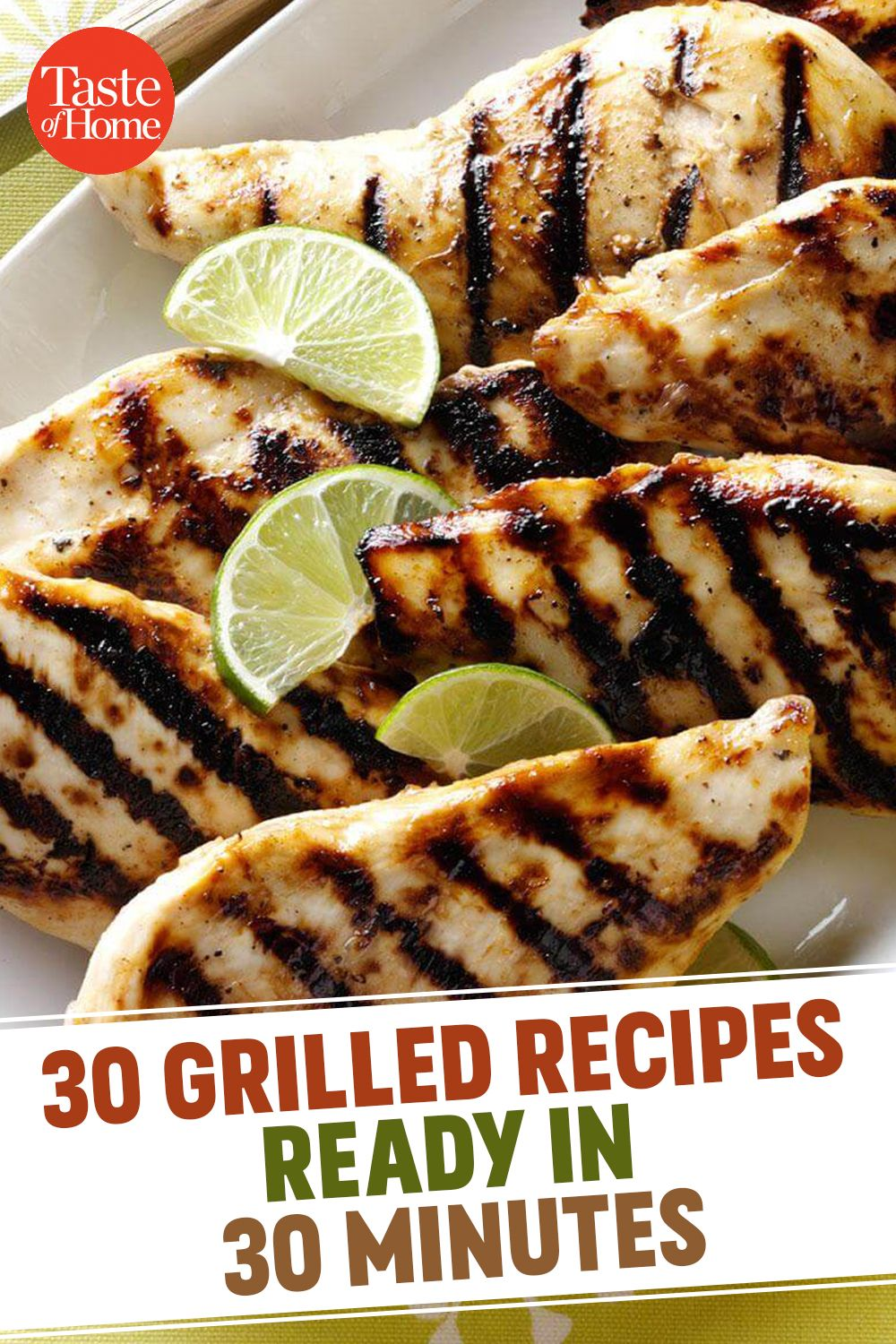 30 Quick Grilling Recipes Ready In 30 Minutes Or Less Food