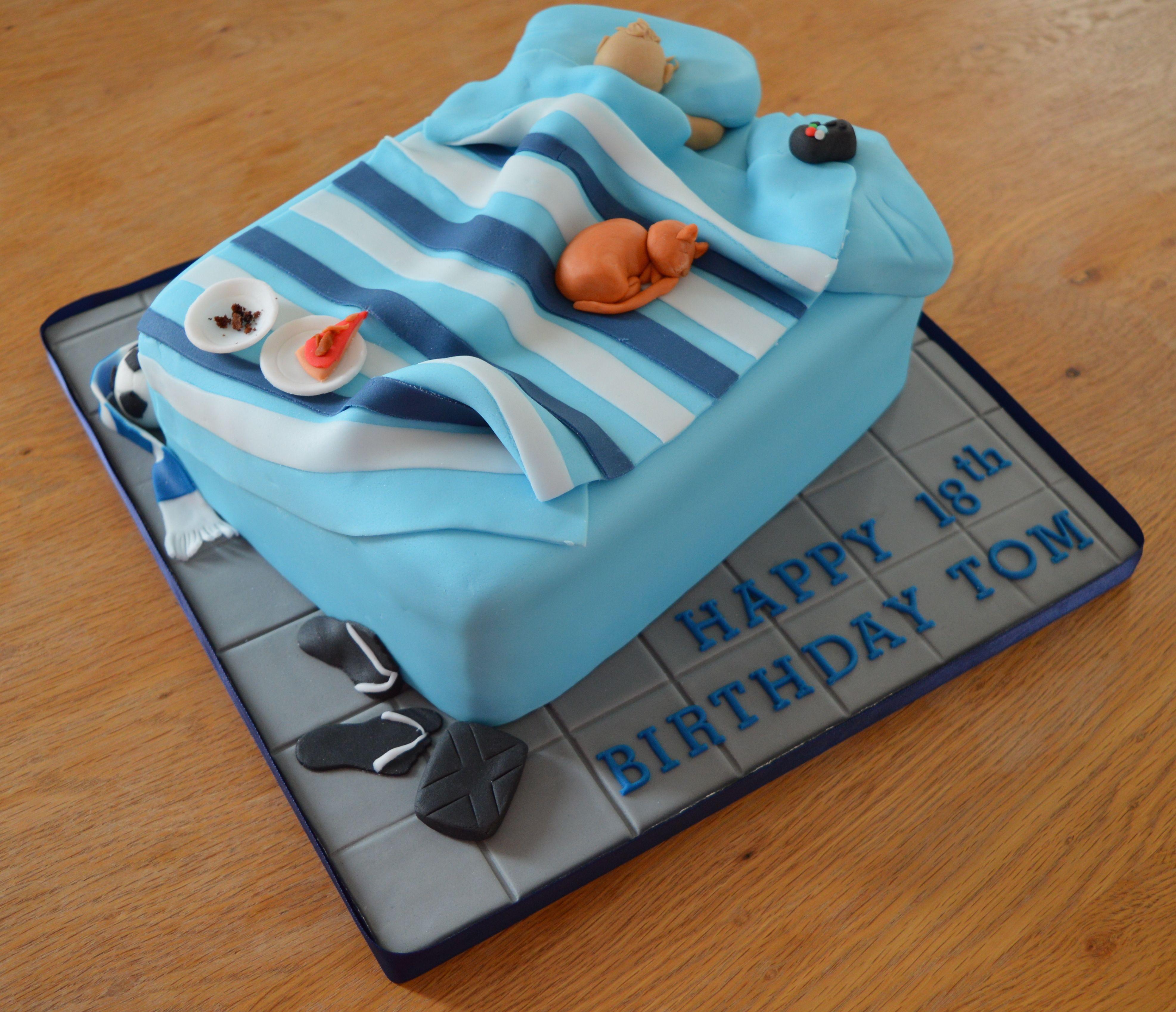 11++ 18th birthday cake boy ideas in 2021