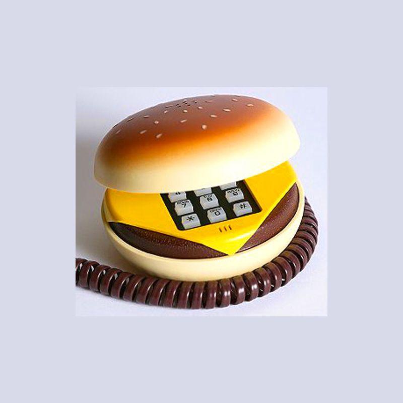 Telefono hamburger