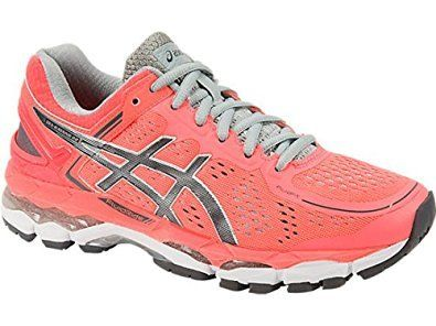 Gel-Kayano 23. Synthetic. Imported. Rubber sole. Lace-up ...