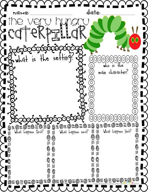 Celebrate Spring with the Very Hungry Caterpillar ~ Simply Sprout ...