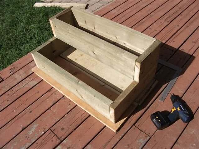 Dscf4624 How To Build New Steps For Your Hot Tub Outdoor Ideas