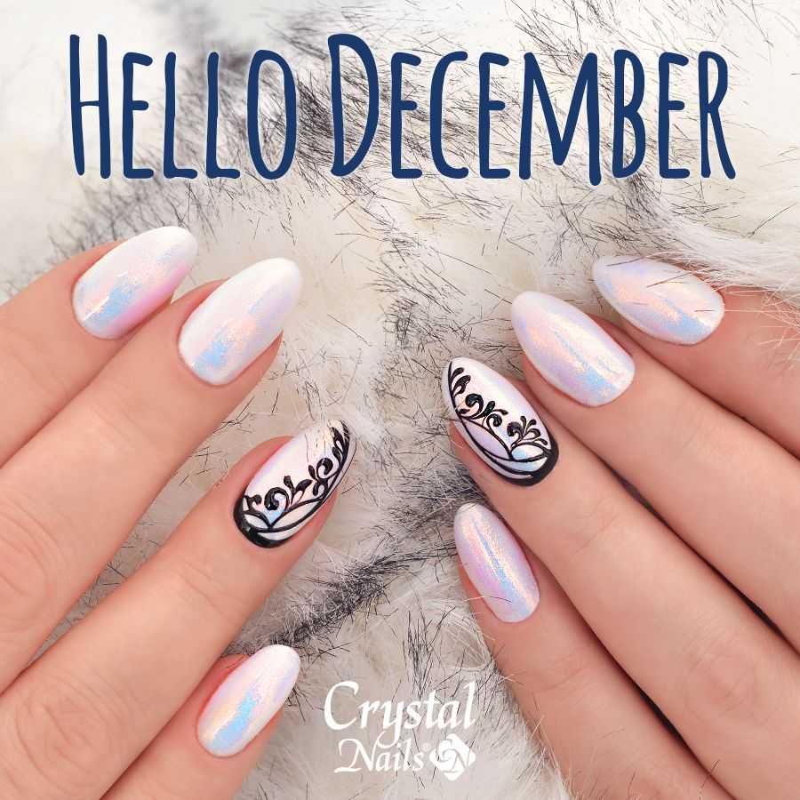 december #nailart #xmasnails #christmasnails #nailartdesign ...