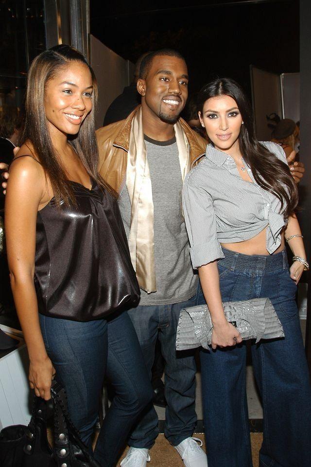Throwback Kimye 2007 Kim And Kanye Kardashian Style Kim Kardashian