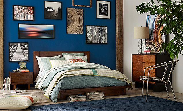 I Love The West Elm Natural Nomad Bedroom On Westelm.com