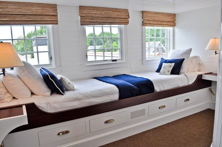 Built In Bed Beautiful Showcase Shelves Diy Bed Builtins The Family