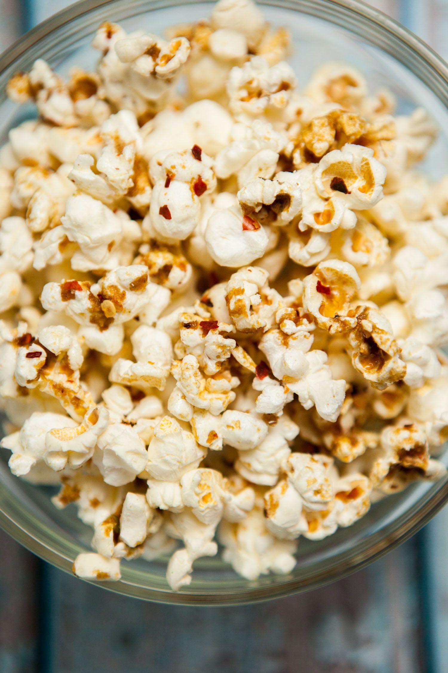 Wasabi Popcorn Recipe Snacks Popcorn Recipes Healthy No Calorie Snacks