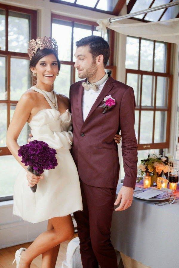HOME & GARDEN: La couronne de la mariée !