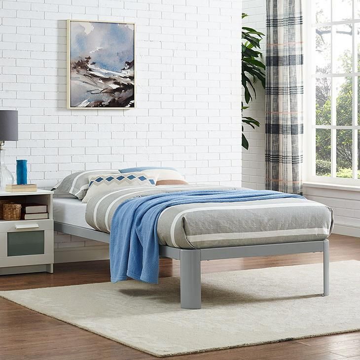 Kelly Anne Twin Bed Frame Steel Bed Frame Bed Frame Sizes Bed