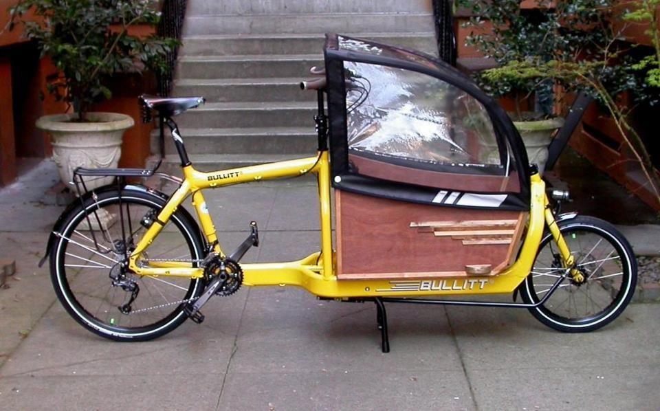 Totcycle Family Biking Bionx Bullitt Cargo Bike Review
