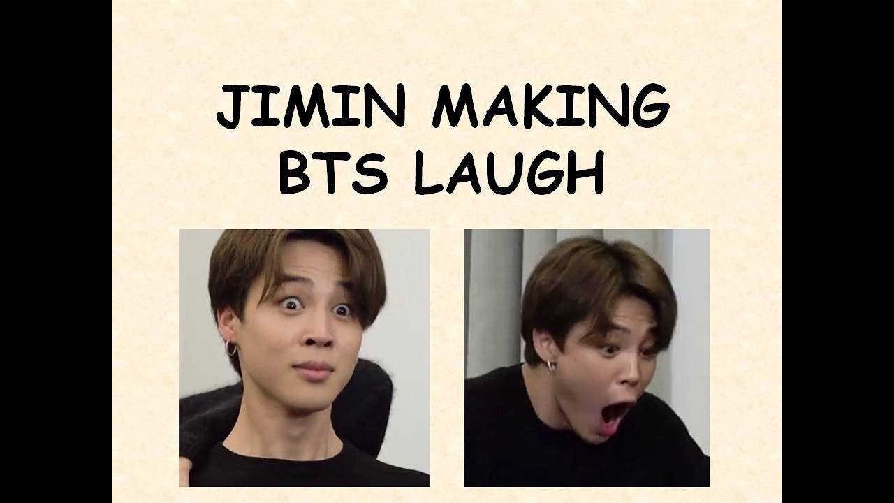 Jimin Making Bts Laugh 2020 Jimin Laugh Bts
