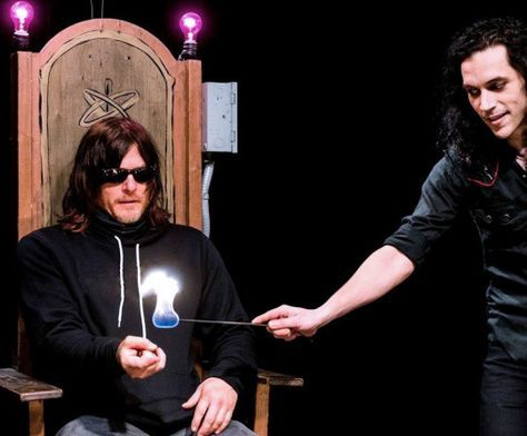 Norman and magic?