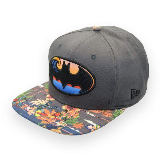NEW ERA BATMAN TROPICAL HERO DC COMICS 9FIFTY SNAPBACK CAP  7d243aa7850