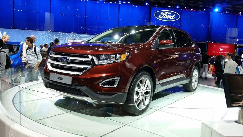 Our 2016 Ford Edge vs. 2016 Nissan Murano. Ford edge