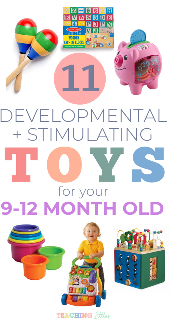 Best Educational Toys for 9-12-Month-Old s to Maximize ...