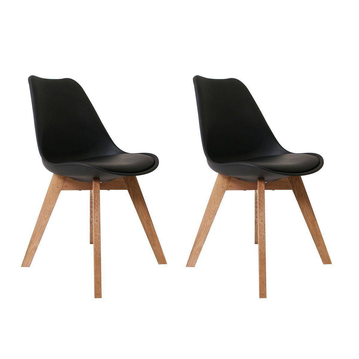 Design Esszimmerstuhl moderner design esszimmerstuhl consillium valido 2er set holz