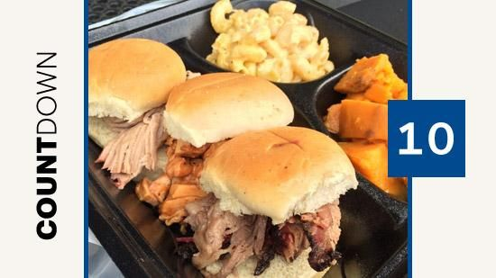 Barbecue season is in full swing and if you're in the mood for St. Louis-style spare ribs, collard greens and banana pudding, but have no desire to spend time in the kitchen or at a hot grill, we have a new list you're gonna love.