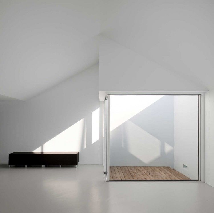 minimal - House in Possanco by ARX, Portugal