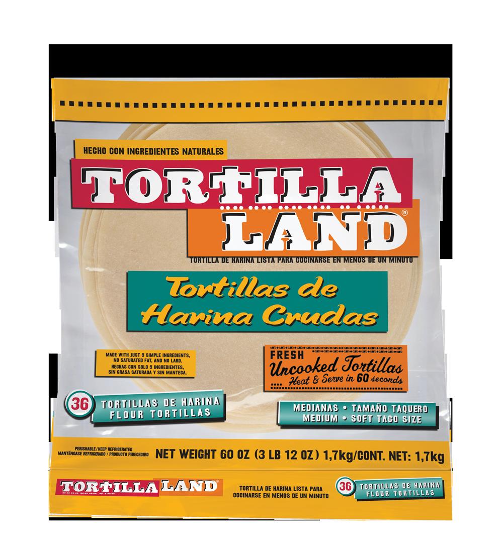 Tortillas de harina cruda 3 docenas · Costco a domicilio ...