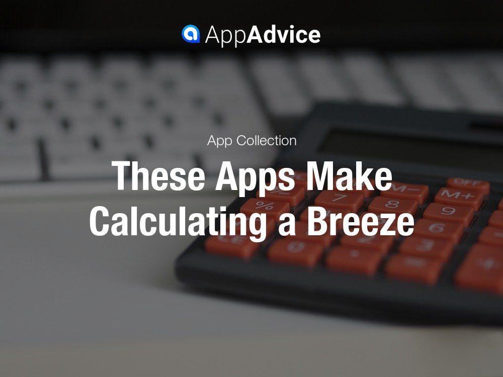 The Best Calculator Apps on iOS App, Calculator, Ios