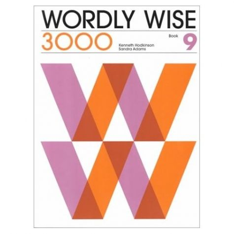 Wordly Wise 3000 Book 9 Answer Key 4th Edition