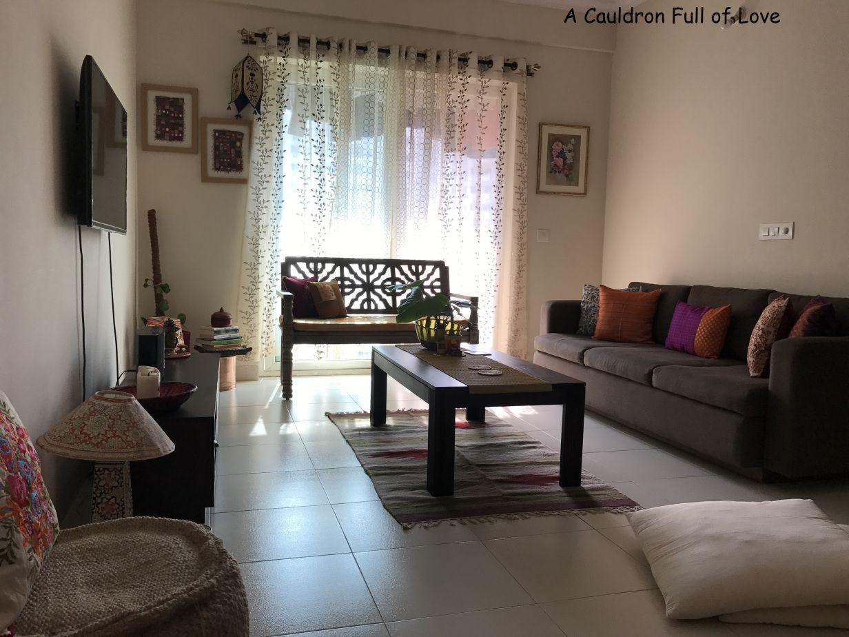 Home interior design gurgaon effortlessly elegant and simple renuus paradise  interiors living