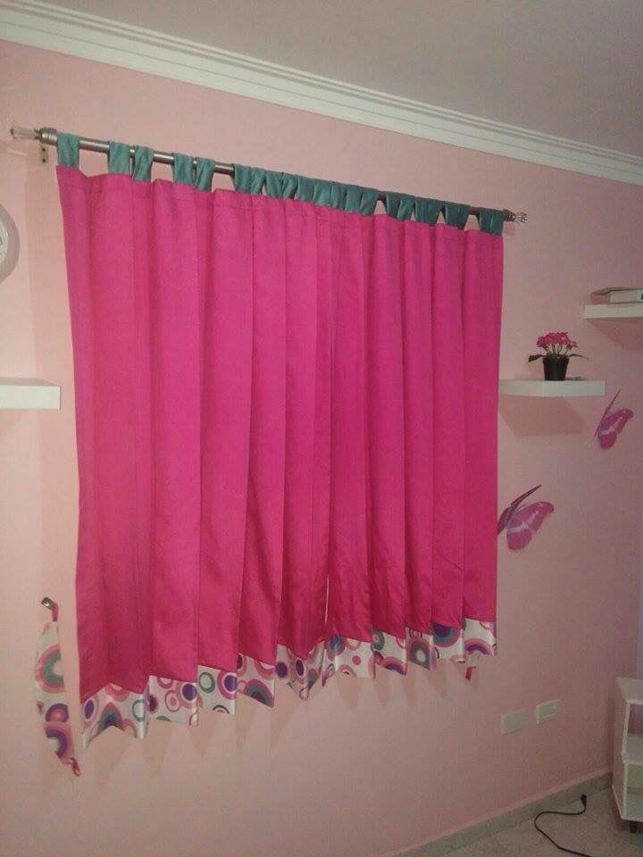 Cortinas para ni a baby princess cortinas para ni os for Cortinas para dormitorios de ninos