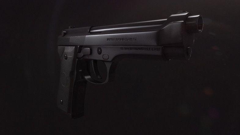 M9 Pistol ULTRA HD
