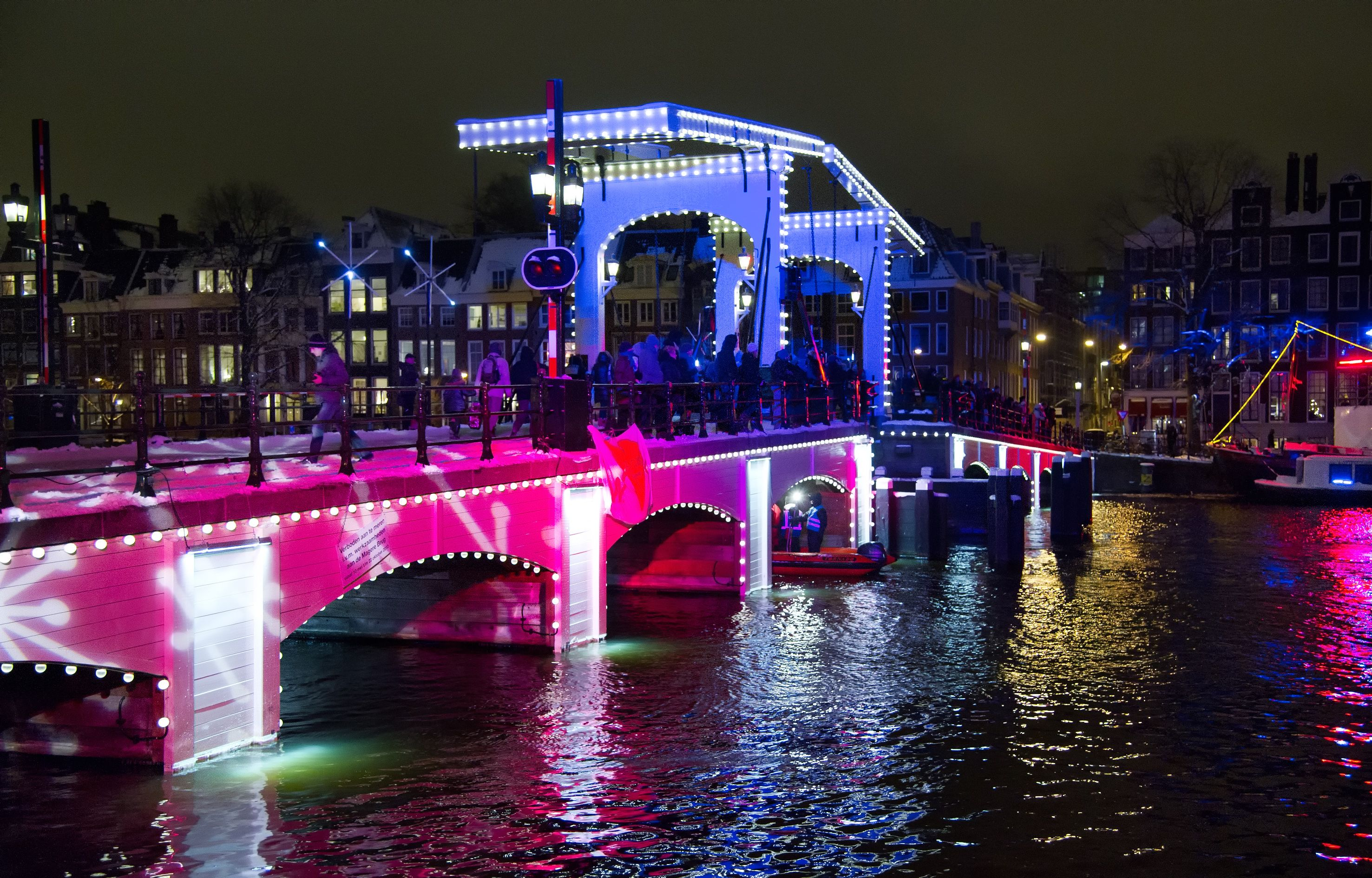 Verlichting Festival Amsterdam Amsterdam Light Festival The Netherlands Amsterdam Travel