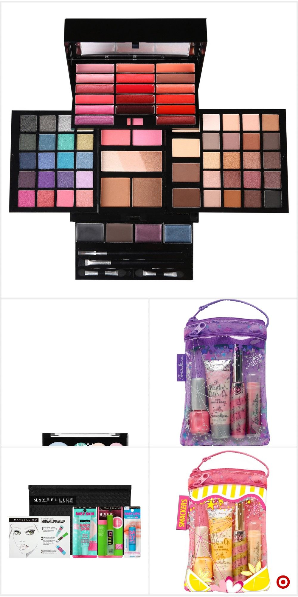 Shop Target For Cosmetic Set You Will Love At Great Low Prices Free Shipping On Orders Of 35 Or Fr Makeup Kits For Tweens Best Makeup Products Target Makeup