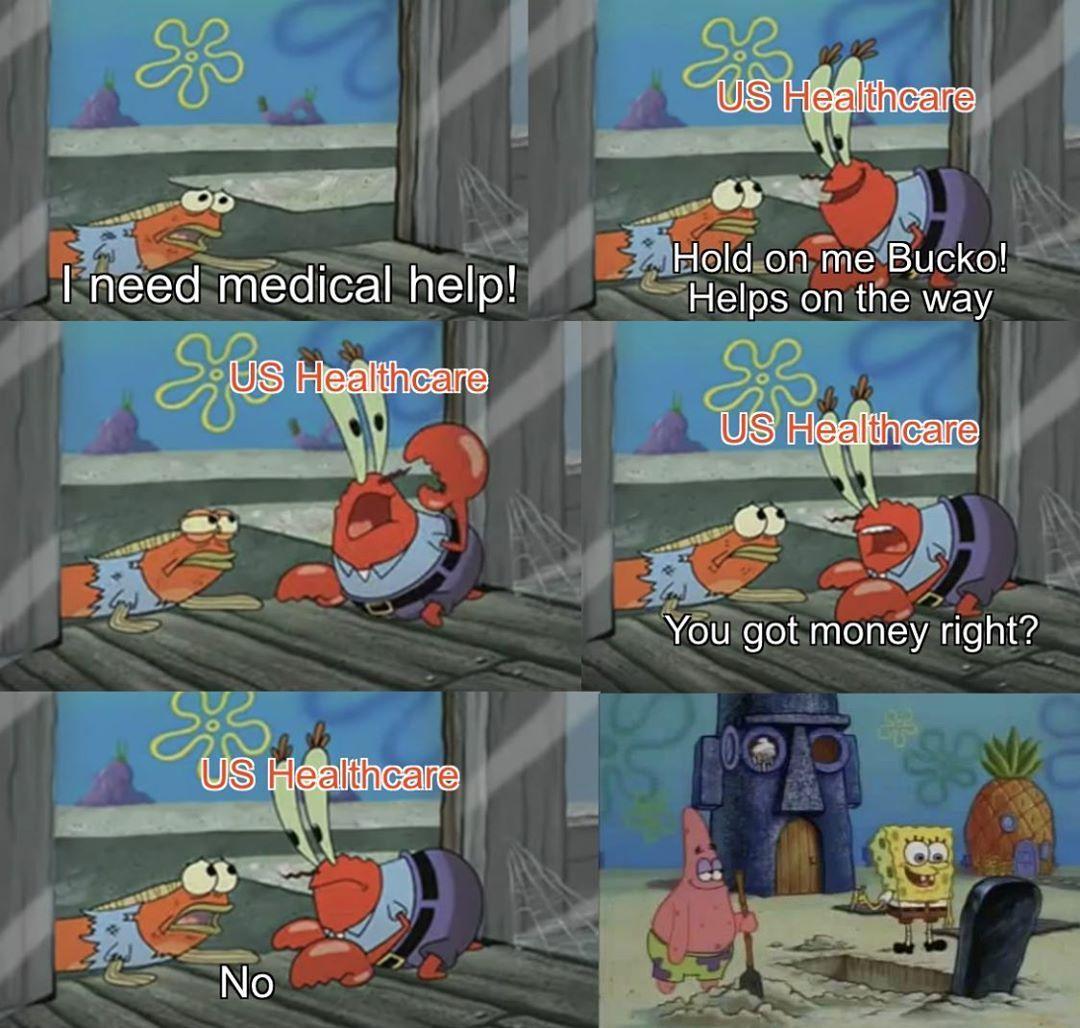 "spongebob memes? auf Instagram: ""?⤷ ??? FOLLOW ME ⤶ ⤶@spongebobsquareme.me @ spongebobsquareme.me. . #spongebobmemes #spongebob #spongbobmemes #funnymemes #funny #relatable… """