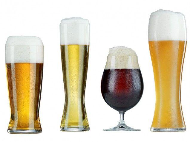 Spiegelau Beer Glass Set $49