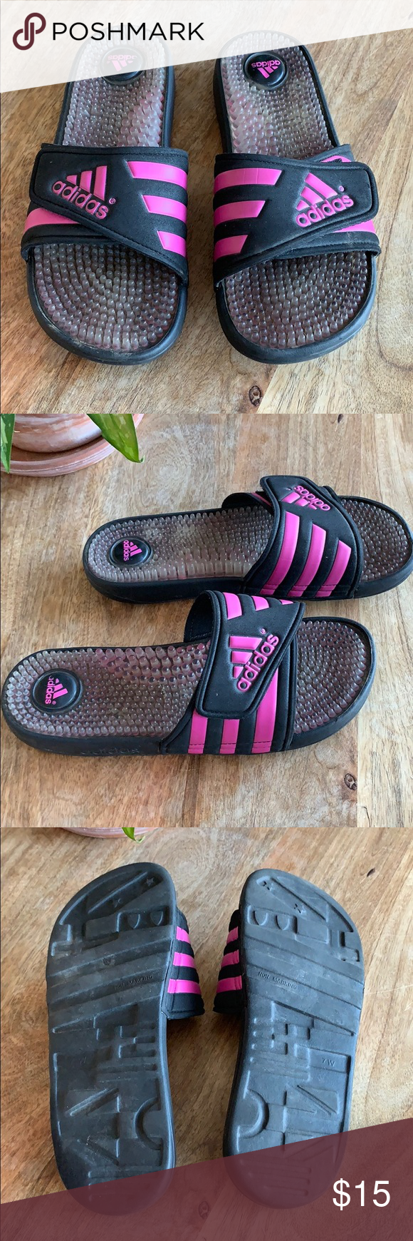 7b10c3215571 Adidas slides As shown- size 7 adidas Shoes Sandals