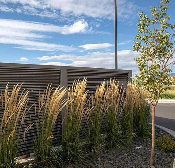 Corrugated Metal Fencing Design Inspiration For Residential Commercial And Agricultural Fences In 2020 Metal Fence Panels Corrugated Metal Corrugated Metal Fence
