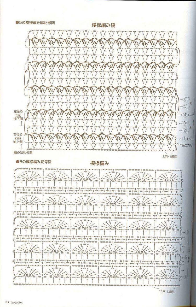 Stitch crochet pattern | Mantas Afganas | Pinterest | Ganchillo ...