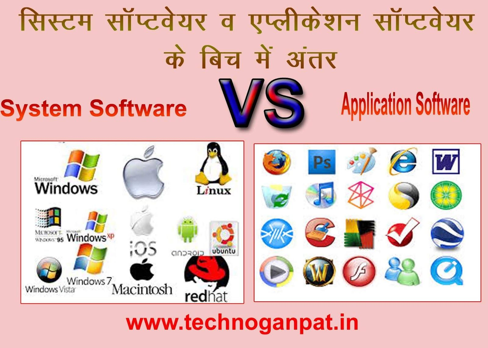 c920df6ab027c3aa85db0d8625312178 - Explain The Difference Between System Software And Application Software