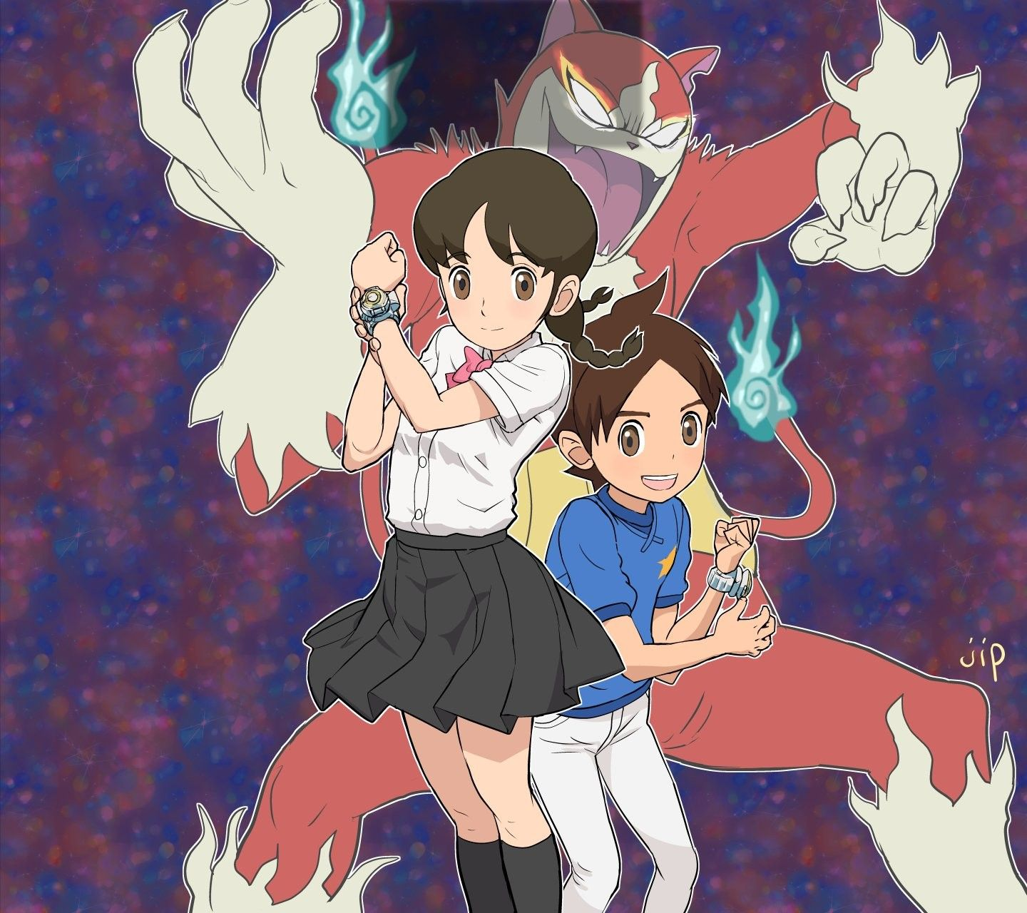 Pin by Katie Waldrop on yokai watch in 2020 Youkai watch