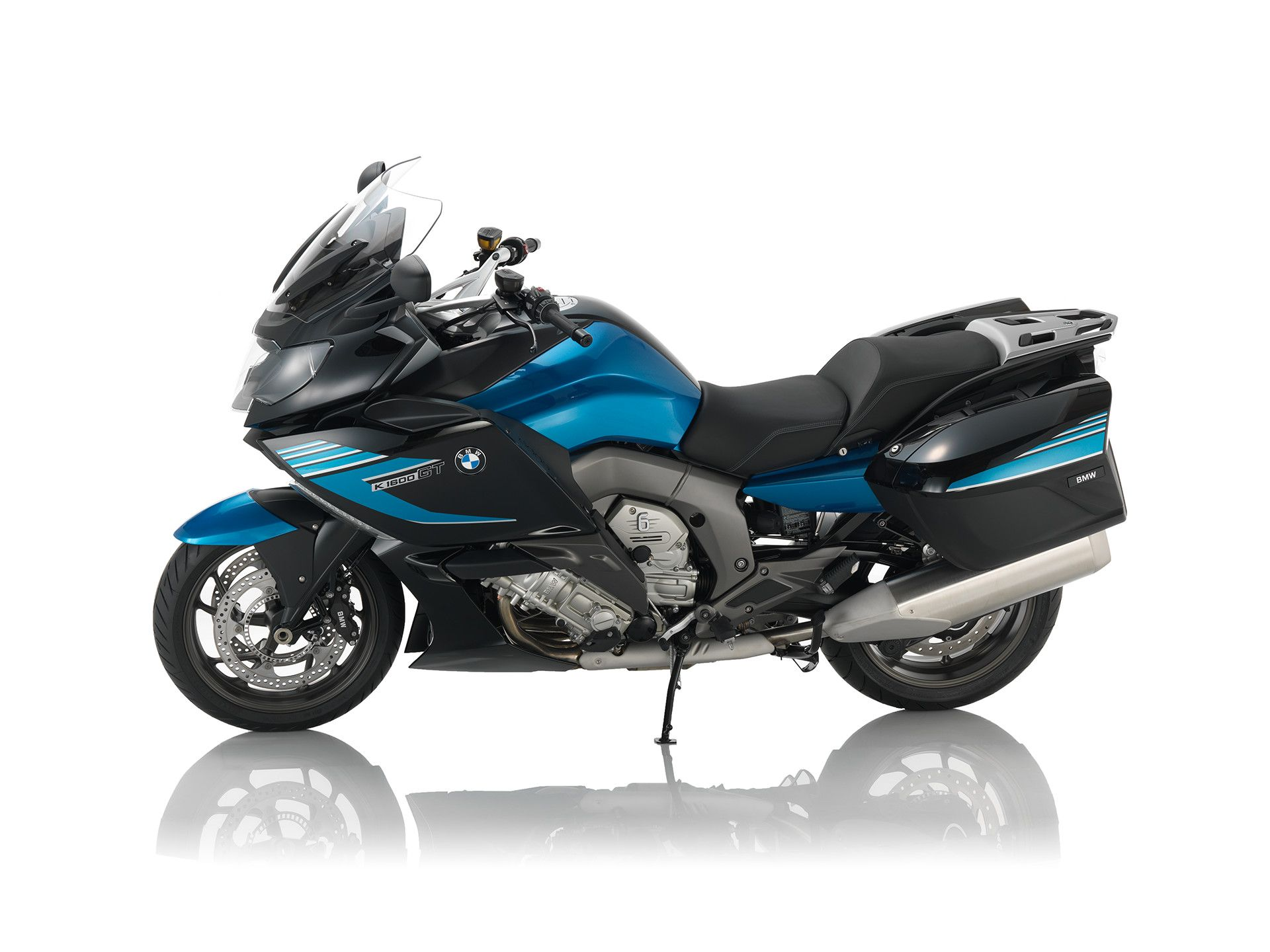 Motorbikes bmw k 1600 gt overzicht