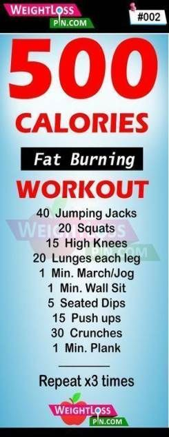 Fitness Exercises Workout Burn Calories 52 Ideas #fitness #exercises