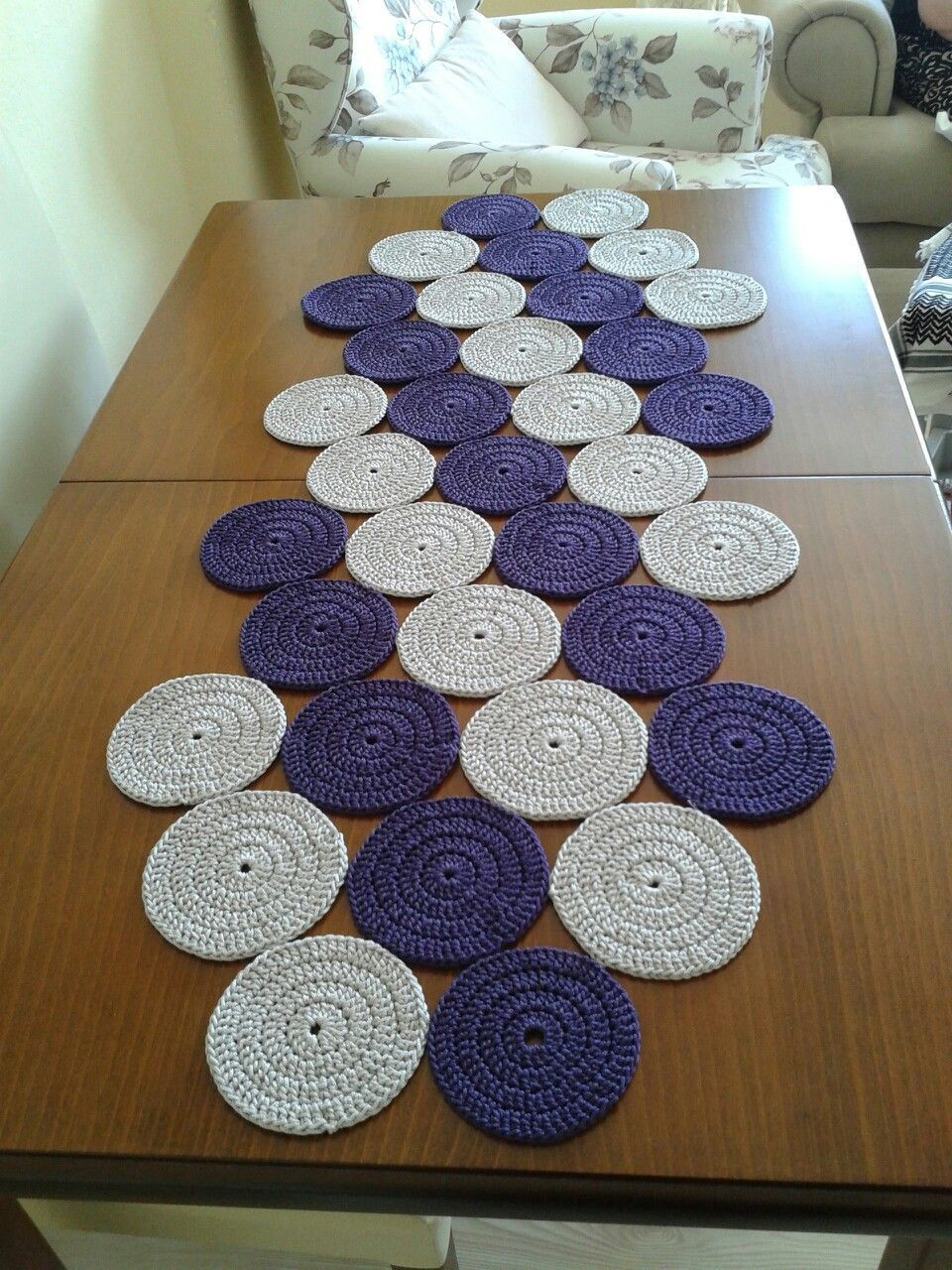 Runner Salvabrani Salvabrani Artofit Artofit Crochet Lavoro