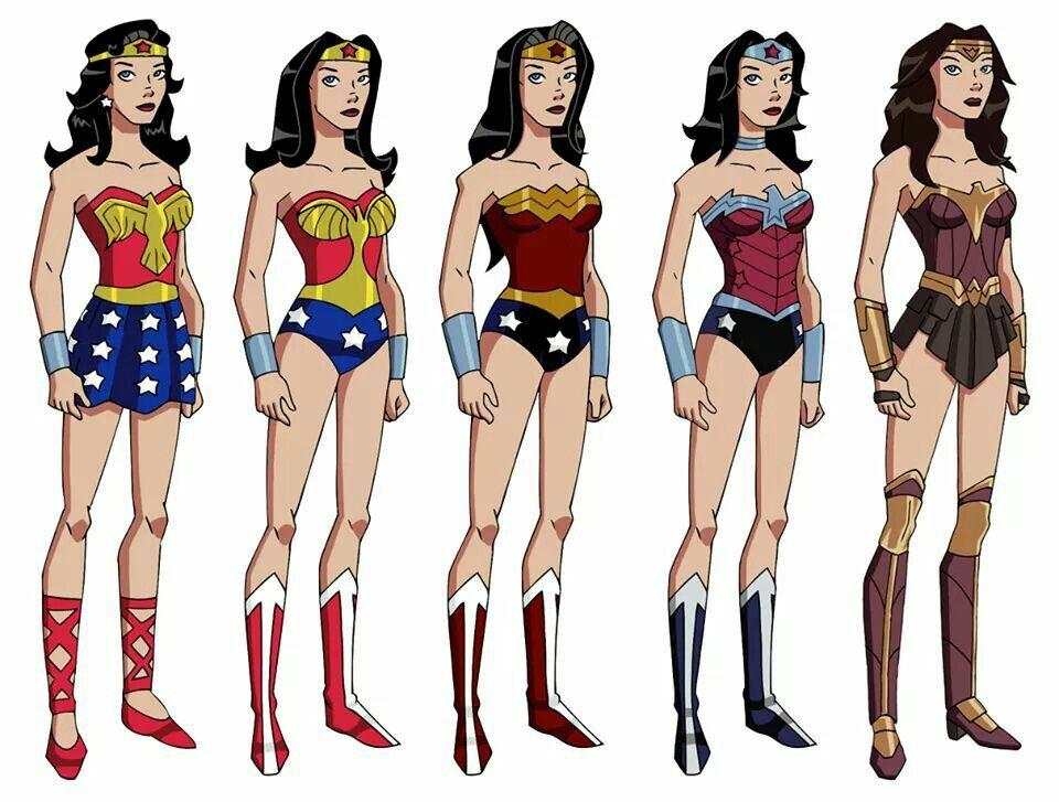 Wonder woman biography dc comics-9117