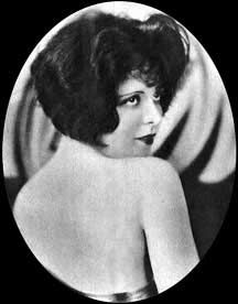 Bow210 - Clara Bow - Silent Movie Star - More at http://cine-mania.it
