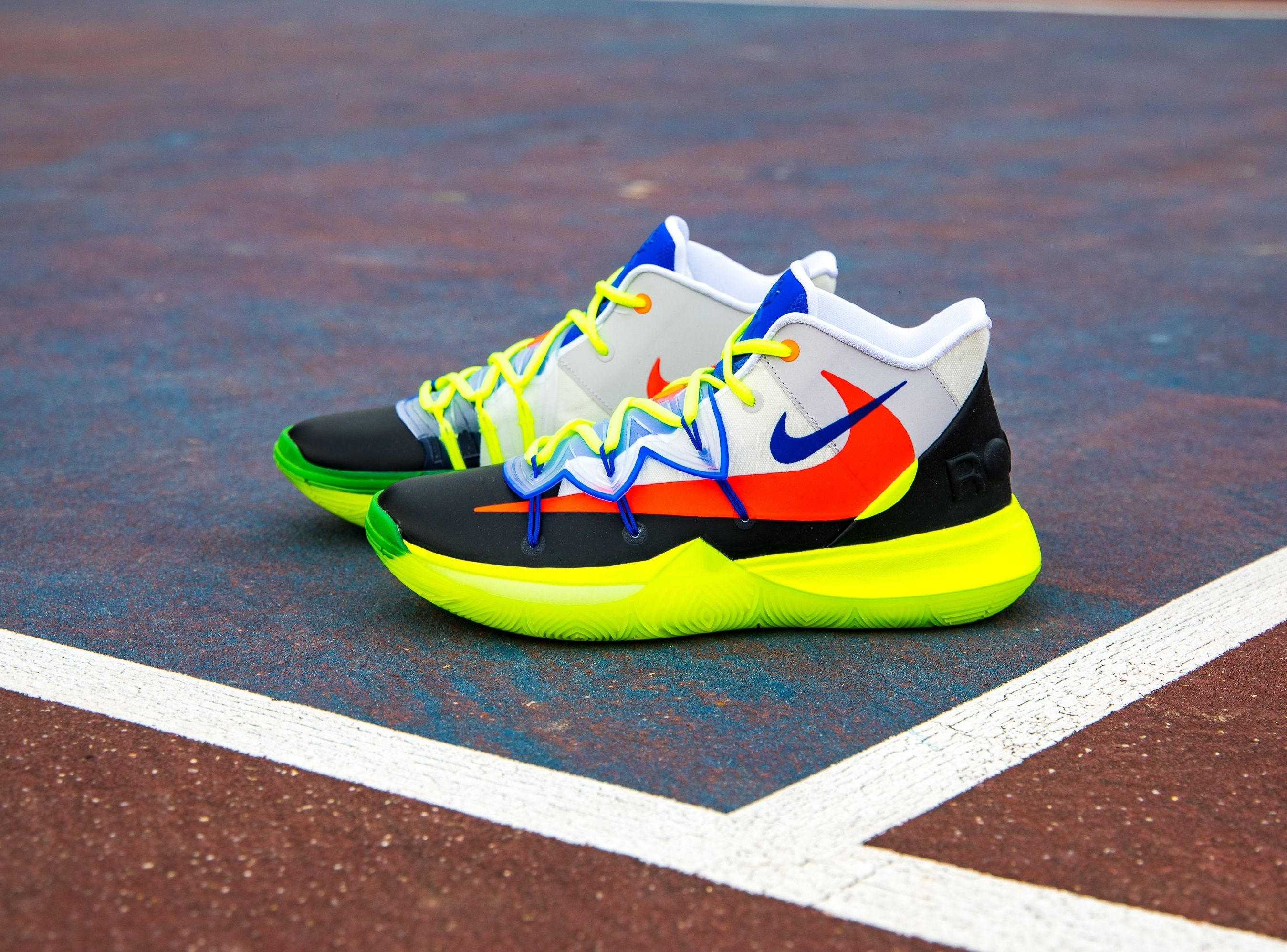 newest 74acd 66dff Nike Kyrie 5