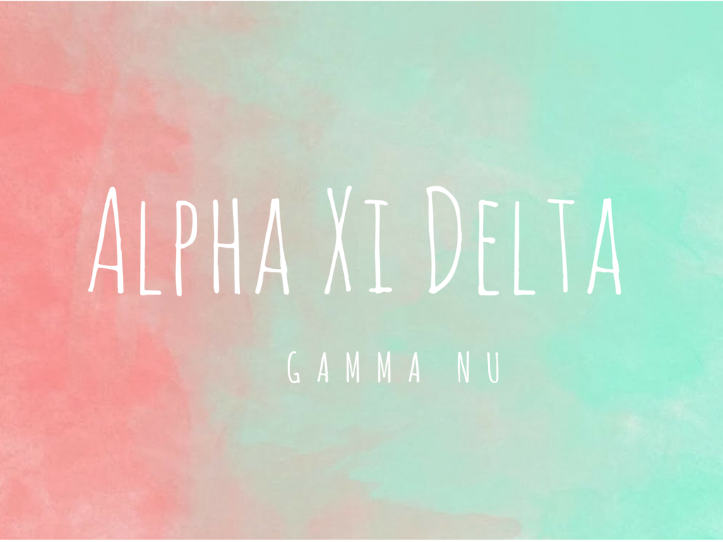 Alpha Xi Delta background header laptop twitter facebook Alpha